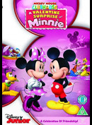 u11558 Mickey Mouse Clubhouse: A Valentine Surprise For Minnie (UDEN COVER)