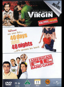 40 Year Old Virgin + 40 Days And 40 Nights + American Pie: Band Camp