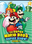 u11824 The Super Mario Bros Super Show Vol 2 (UDEN COVER)