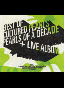 Cultured Pearls: Best Of Cultured Pearls Pearls Of A Decade + Live Album  -  2 Disc