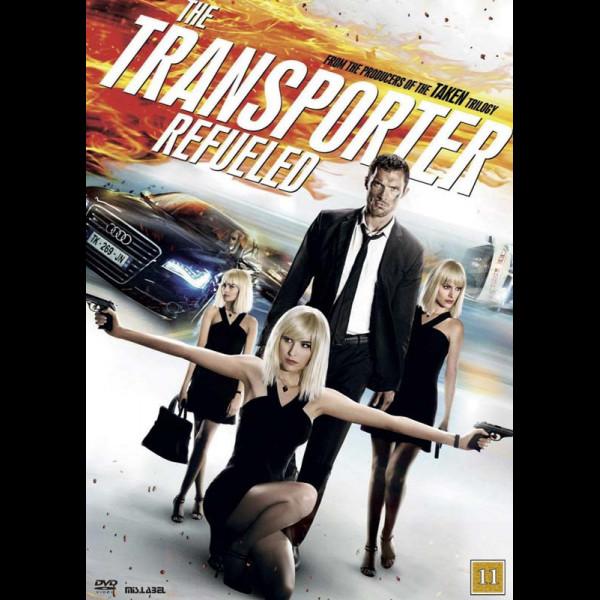Køb Transporter 4: Refueled - FilmMarked.dk DVD