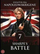 u12375 Sharpe 7: Sharpes Battle (1995) (UDEN COVER)