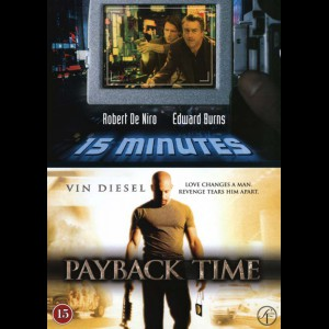 15 Minutes + Payback Time  -  2 disc