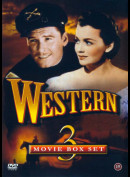 Western: 3 Movie Box Set  -  3 disc