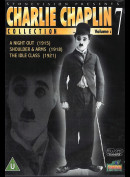 -4053 Charlie Chaplin Collection: Volume 7 (INGEN UNDERTEKSTER)