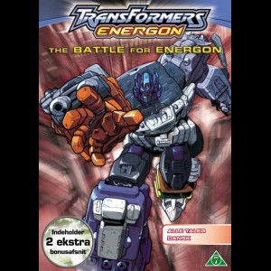 Transformers Energon: The Battle For Energon