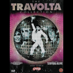 The Travolta Collection  -  3 disc