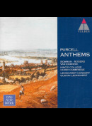 c956 Purcell: Anthems Leonhardt-Consort