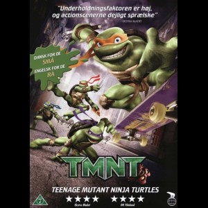 Turtles: TMNT (Teenage Mutant Ninja Turtles)