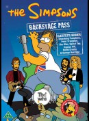 The Simpsons: Backstage Pass