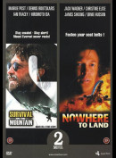 Survival On The Mountain + Nowhere To Land  -  2 Disc