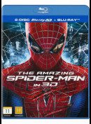 The Amazing Spider-man (KUN BLU-RAY 3D)