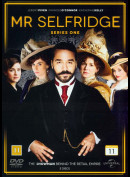 Mr. Selfridge: Sæson 1  -      3 Disc