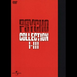 Psycho Collection 1-3  -  3 disc