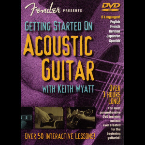 Getting Started On Acoustic Guitar With Keith Wyatt