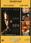 3riple Movies (Triple Movies) (3 Film Bl.a. The Ninth Gate...)