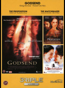 Triple Movies (3RIPLE Movies) (3 Film Bl.a. Godsend...)