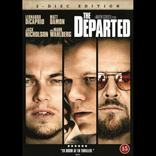 Departed Filmmusik