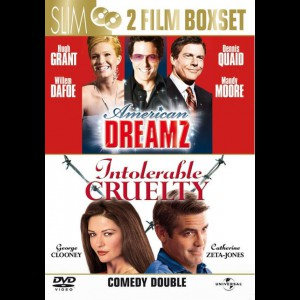 American Dreamz + Intolerable Cruelty  -  2 disc