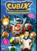 Cubix - Robots For Everyone: Den Glemte Robot 1-3