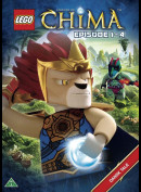 LEGO: Legends Of Chima - Episode  1-4