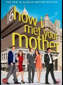 u14741 How I Met Your Mother: Sæson 6 (UDEN COVER)