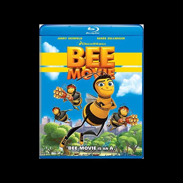 Køb u15003 Bee Movie (2007) (UDEN COVER) - FilmMarked.dk DVD