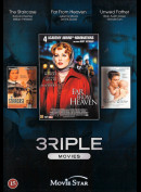 3riple Movies (Triple Movies) (3 Film Bl.a. Far From Heaven)