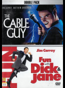 The Cable Guy + Fun With Dick And Jane  -  2 Disc