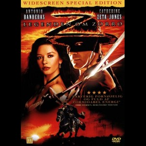 Legenden Om Zorro (The Legend Of Zorro)