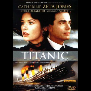 Titanic (1996) (Cathrine Zeta Jones)
