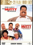 The Nutty Professor 1 + 2  -  2 disc