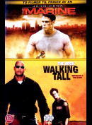 The Marine + Walking Tall  -  2 disc