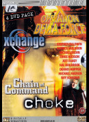 Operation Delta Force + Xchange + Chain Of Command + Choke  -  4 disc